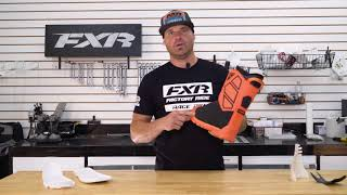FXR Elevation Lite Dual Zone Boa Snowmobile Boot - Review