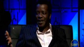 Good News Week Season 2 Episode 1 (2008) - Couch Potato - Stephen K Amos