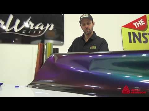 Avery Dennison ColorFlow - Gloss Product Video with Justin Pate