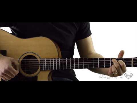 Get Me Some of That - Guitar Lesson and Tutorial - Thomas Rhett