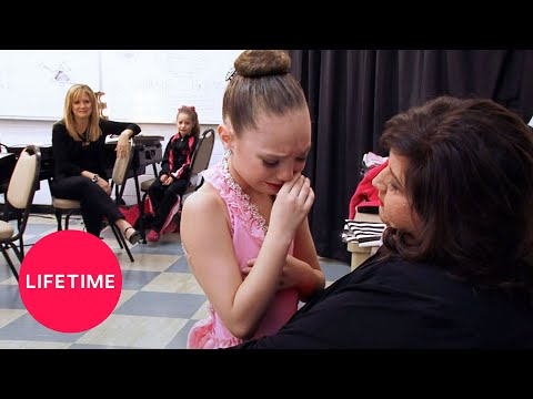Dance Moms: Maddie Forgets Her Dance Season 2 Flashback  Lifetime