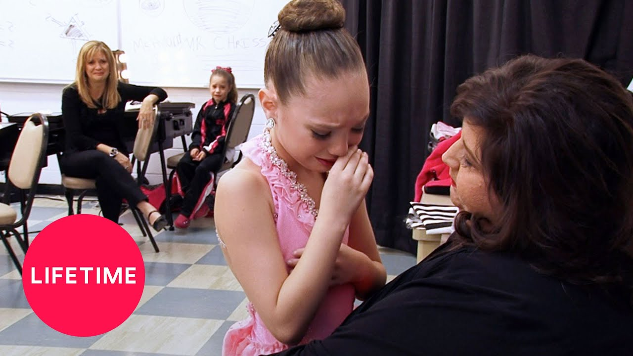 Download Dance Moms: Maddie Forgets Her Dance (Season 2 Flashback)   Lifetime