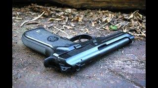 Pistolet Beretta 92 - ewolucja modelu