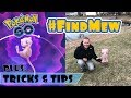 watch he video of MEW IN POKEMON GO + PLUS TRICKS & TIPS ON RESEARCH QUESTS