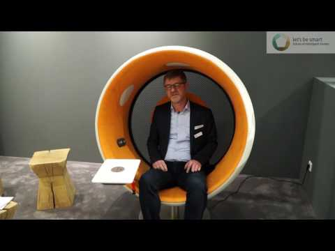 sonic chair - Let's be smart - imm cologne 2017 on YouTube