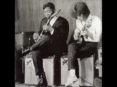 """B.B. King and Eric Clapton  """"Key to the Highway"""""""