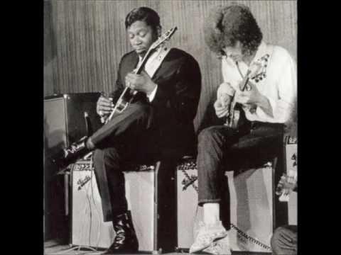 B.B. King and Eric Clapton