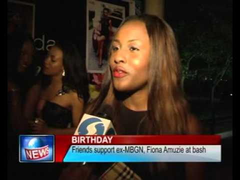 ENT   NEWS   FIONA AMUZIE BIRTHDAY BASH