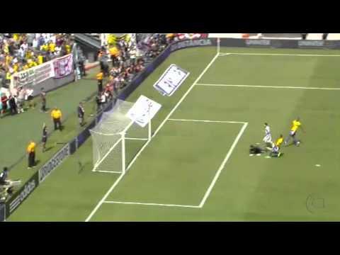Brasil 3x4 Argentina 09/06/2012 ALL GOALS SHOW MESSI