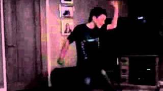 Freddy Fresh Badder Badder Schwing Crazy Dancing with JOJ Brother to Fabulous Layla L Jay