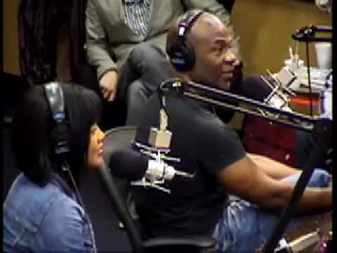 In Studio Jam with Bebe  & Cece Winans Part 1