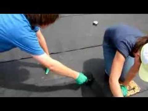 SSP 06 - Big Pine Week 1 - Begin the roll roof!