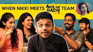 Awesome Machi Team Fun Filled Interview !!