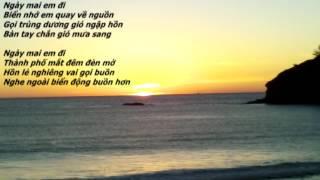 Biển Nhớ -- Trịnh Công Sơn