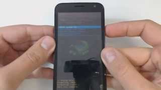 Vodafone 888 Smart 4 hard reset