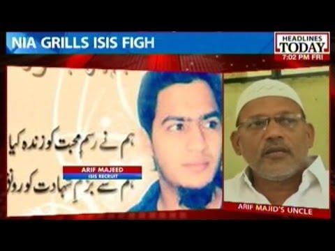 Kalyan youth deserts ISIS ranks