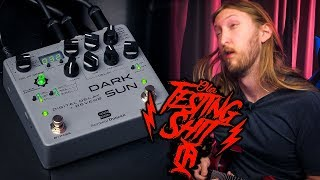 DARK SUN - MARK HOLCOMB of Periphery and Seymour Duncan teams up
