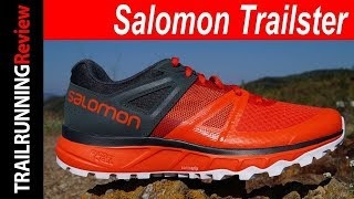 Salomon Trailster Review