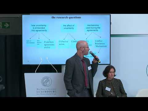 Panel III: The Role of Water Agreements and Institutions