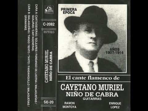 Cayetano Muriel Niño de Cabra - Tangos