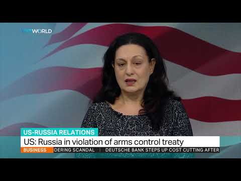 US suspends nuclear weapons treaty with Russia Mp3