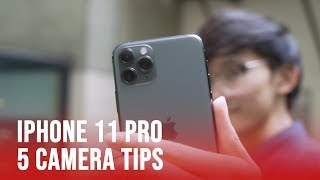 Apple iPhone 11 Pro | 5 Camera Features You Should Know!
