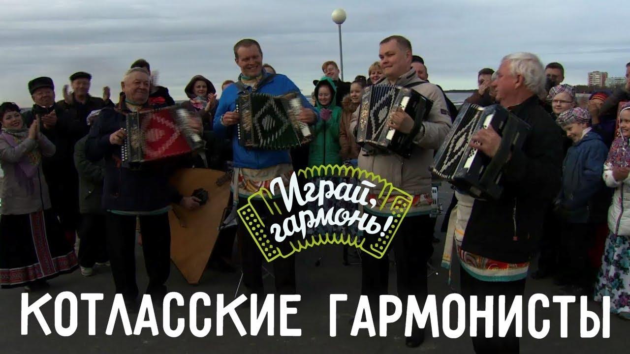 Играй, гармонь! | Народный ансамбль «Котласские гармонисты» (Архангельская область))