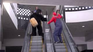 MARIO VS DONKEY KONG IN REAL LIFE