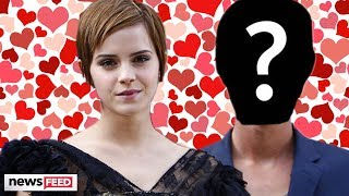 Rumors Swirl That Emma Watson Is Romantically Linked To 'Harry Potter' Co-Star!