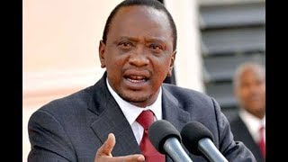 President Uhuru: I disagree with Supreme Court ruling but will respect it
