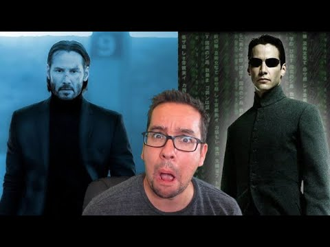 The Matrix 4 and John Wick 4 will release on the same day in May ...