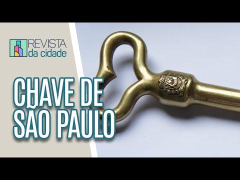 Curiosidades sobre a chave de São Paulo - Revista da Cidade (29/01/20)