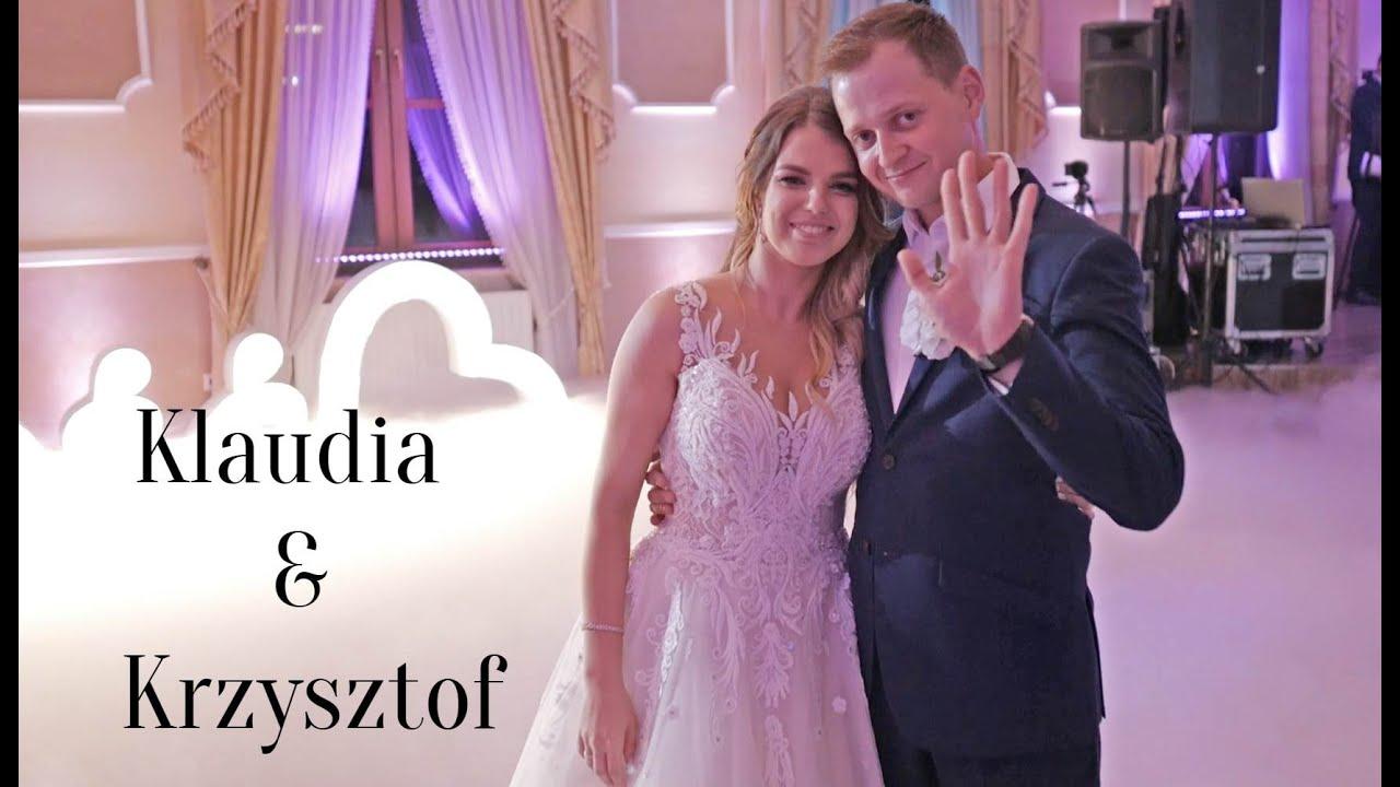 Teledysk Ślubny Klaudia & Krzysztof