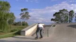 Singleton Skatepark Clip