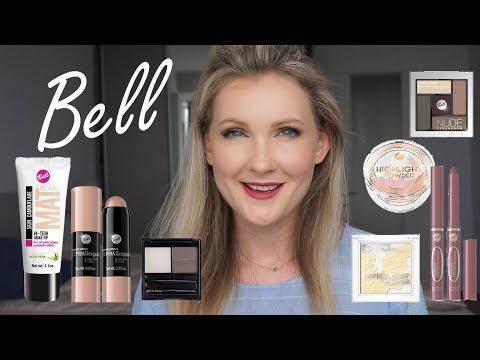 Бюджетный макияж. Bell Cosmetics.