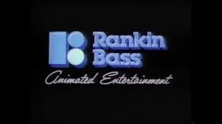 Rankin-Bass Animated Entertainment from Lorimar Telepictures logo (1987)