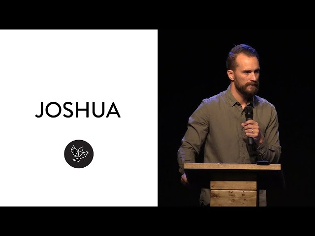 Joshua 1:16-18 -- Our Motivation and Source of Courage (10/14/2018)