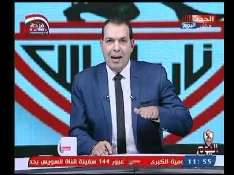 تعليق ناري من عزت عبد القادر علي صفقة حسين الشحات  : ' ده ملعبش كورة أصلاً '