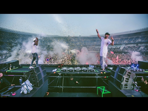 Another Life | Live @ EDC JAPAN 2017 | Afrojack & David Guetta ft. Ester Dean