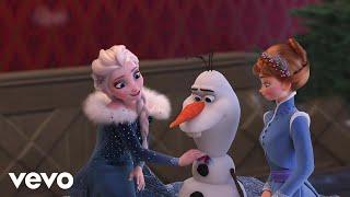 """Baixar Juntos por Siempre (De """"Olaf: Otra Aventura Congelada de Frozen""""/Official Lyric Video)"""