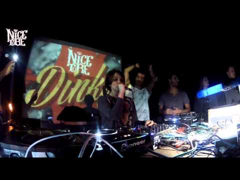 Dinky live @ Nice to Be DISCOSABOTAGE - Duel:Beat Naples