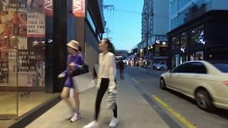 압구정 로데오 거리 - Walking around Ap…