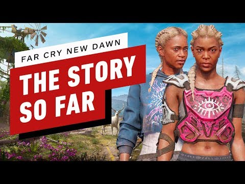 Far Cry New Dawn: What's Happened Since Far Cry 5? thumbnail