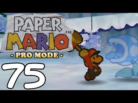 "Paper Mario Pro Mode BLIND [75] ""Badserker Preview"""