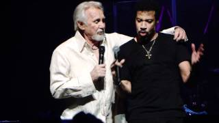 "Lionel Richie & Kenny Rogers ""Lady"""