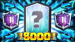8000+ TROPHY ULTIMATE CHAMPION DECK!! #1 PERFECT COMBO! - Clash Royale