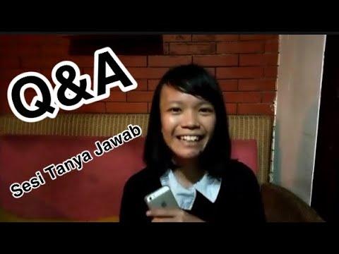 Menjawab Pertanyaan Dari Q&A Angela Geani