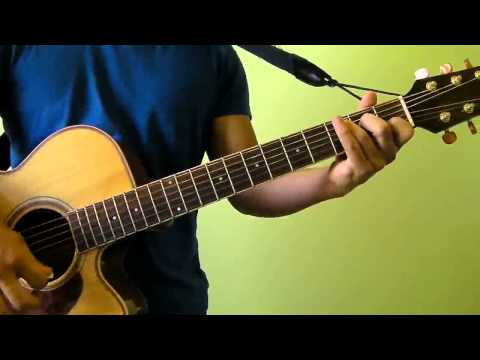 I Won't Give Up - Jason Mraz - Easy Guitar Tutorial (No Capo)