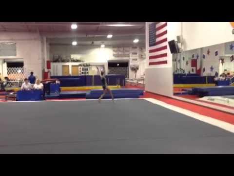 level 5 gymnastics competition team oc youtube