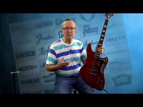 2017 BiLT Guitar El Hombre